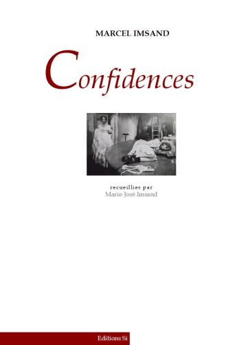 Confidences couverture